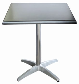 Astoria Aluminium Table Base square table G14tzz