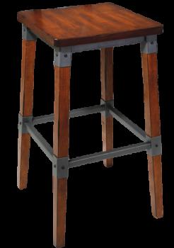 Genoa Stool - Timber Seat37eRU3
