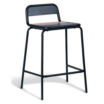 oppa_stool_blackframe_timber