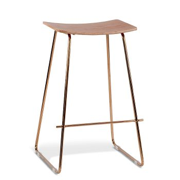 porter_Stool730_RoseGold_With_NaturalSeat